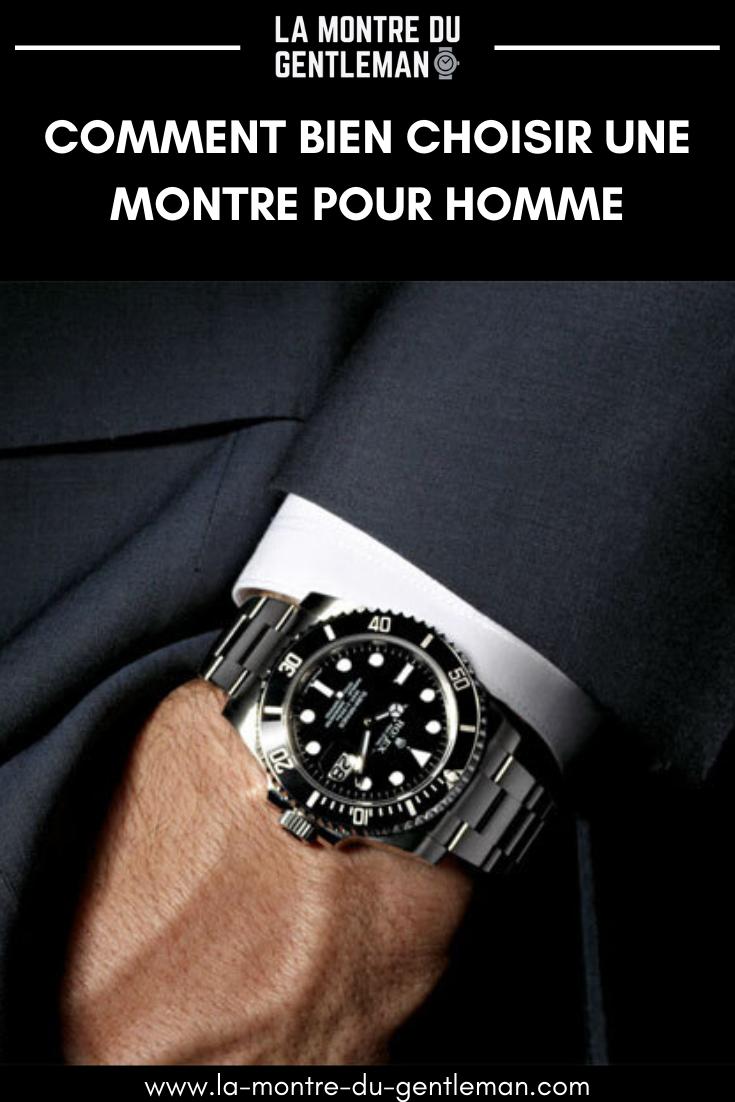 Cette année, la montre constitue le cadeau pour homme idéal. En cas de doute, voici 5 bonnes raisons d'offrir une montre à un homme.